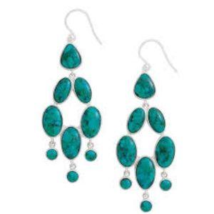 Silpada Vieques Earrings